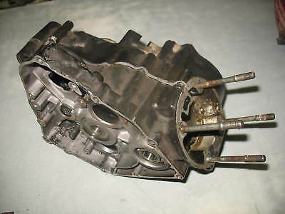 ENGINE CRANK CASES HONDA 1980 ELSINORE CR80 CR 80
