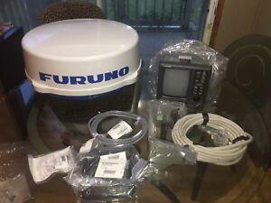 Furuno 1731 Mark 3 RDP-099 + RSB-0071 Boat Marine 4kW Radar Scanner Package