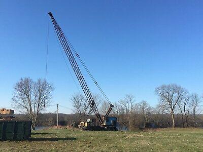 Lorain Motocrane Truck Lift Vintage Crane Antique