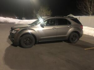 2011 chevy equinox AWD over $2000 new parts and 8 wheels