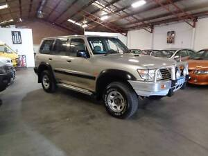 TIDY 4X4 DIESEL 2000 Nissan Patrol SUV 3 YEARS AWN WARRANTY Bentley Canning Area Preview
