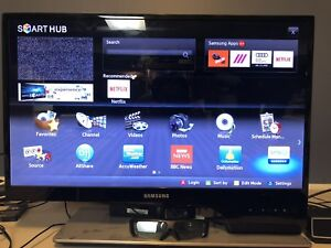 Samsung 27' smart 3D TV & LED monitor