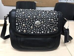 HARLEY-DAVIDSON SHOULDER PURSE