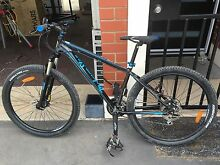 Malvern Star push bike Axis27.2 Greenwith Tea Tree Gully Area Preview