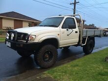 2004 Toyota Hilux Ute Campbellfield Hume Area Preview