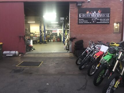 Motorcycle mechanic Carlisle Victoria Park Area Preview