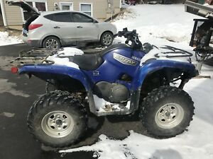 parting out Yamaha Grizzly's 550/660/700