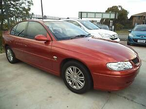 2002 Holden Commodore Sedan LUMINA $2990 St James Victoria Park Area Preview