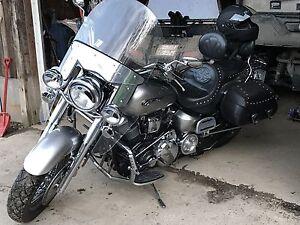 2003 Yamaha roadstar 1600