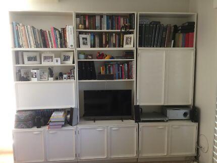 Parker Furniture Wall Units   Cabinets   Gumtree Australia Brisbane ...