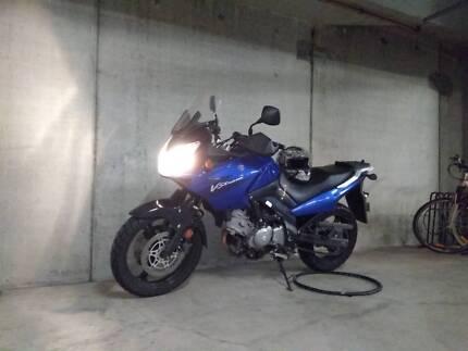 Suzuki V-Strom 06 83kms + RWC & REGO