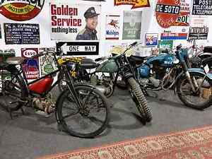 Vintage Motorcycle and Collectors Auction Saturday 6th August. Norwood Norwood Area Preview