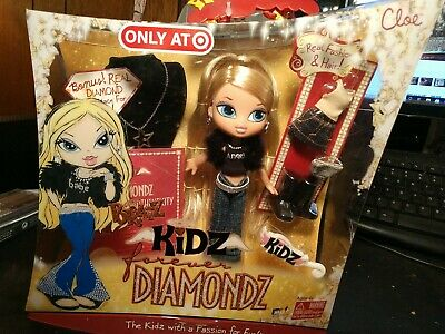New Bratz Forever Diamonds Cloe Target Exclusive New In Package
