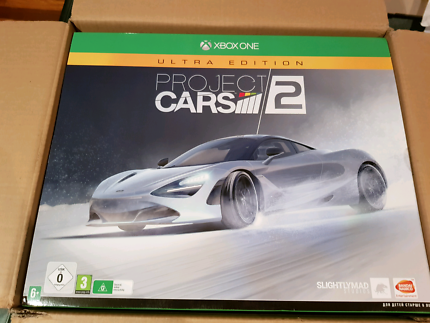 Project Cars 2 Ultra Edition For Xbox One Brand New