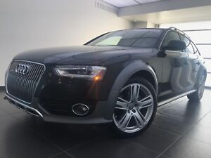 2015 Audi A4 allroad, B&Ö. Ensemble Sport Technik, Navigation