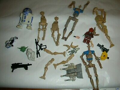 STAR WARS LEGO LOT