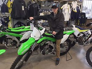 Looking for a kx250f 2010 or newer