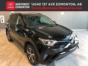 2018 Toyota RAV4 LE | AWD | Backup Cam | Hands Free | Heat Seats