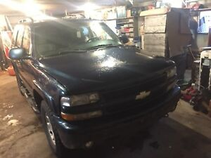 2005 Chevy Tahoe Z71