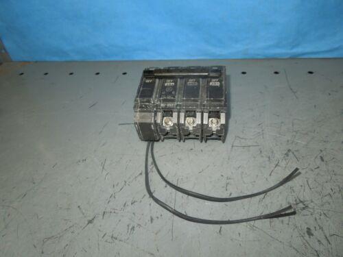 Ge Thqb435tqsta1 35a 4p 240v Shunt Trip Device Used