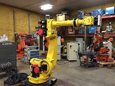 Fanuc Robot Welding Robot Robot Fanuc R2000 Used Robot Fanuc 430 Robot Abb