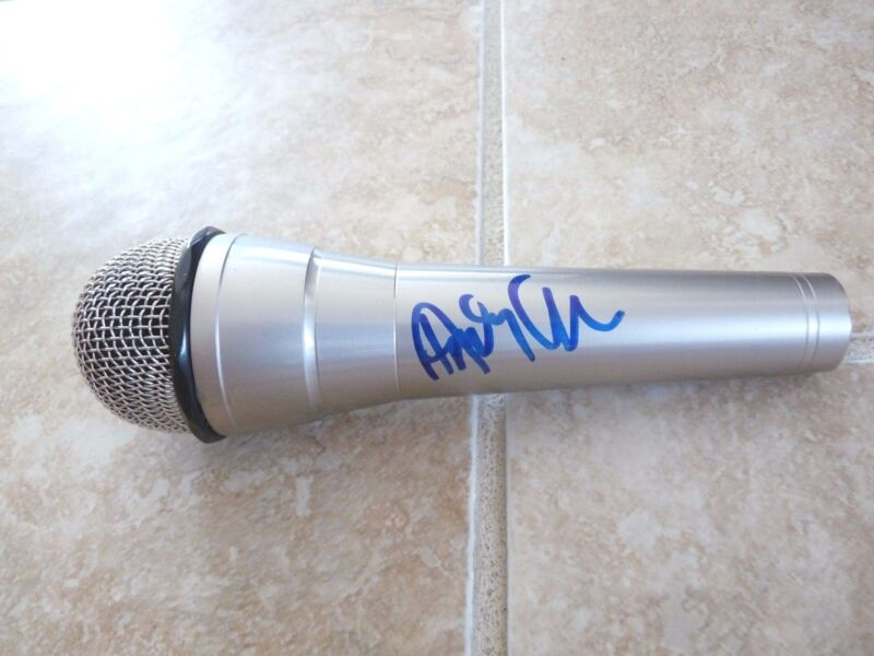 Andy Cohen Signed Autographed Microphone PSA Guaranteed