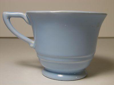 Vintage 1937 Gladding McBean Franciscan Montecito Pattern Blue COFFEE TEA CUP