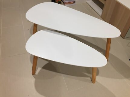 Coffee table - set of 2