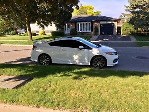 2015 Honda Civic Si Coupe HFP Edition