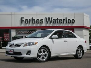 2013 Toyota Corolla 1 OWNER SUPER CLEAN/ROOF/ALLOY
