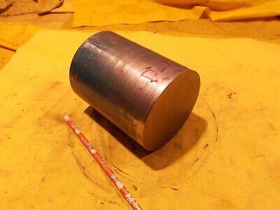 D-2 Tool Steel Rod Machine Mold Die Shop Round Bar Stock D2 4 14 Od X 5