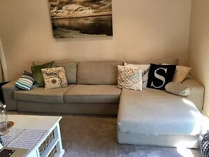IKEA Chaise Sofa - PRICED FOR QUICK SELL Adelaide CBD Adelaide City Preview