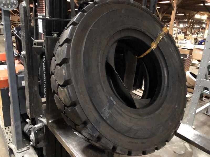 8.25-15 Lande Pneumatic Tire Forklift Tires NashLift