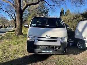 Toyota Hiace auto Diesel urgent sale