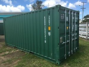 20ft Shipping Container Single use Bundaberg Central Bundaberg City Preview