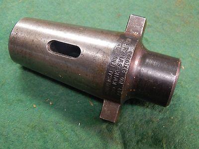 Universal Engineering Kwik Switch 300 1 Morse Taper Adaptor