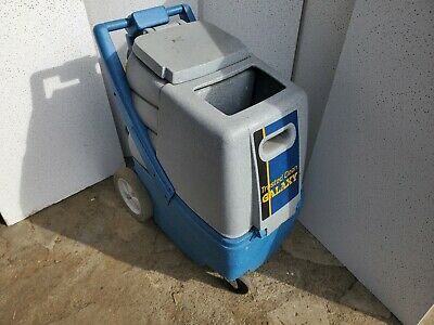 Edic Galaxy Trusted Clean Carpet Extractor