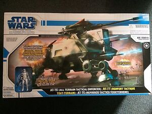 Star Wars The Clone Wars AT-TE