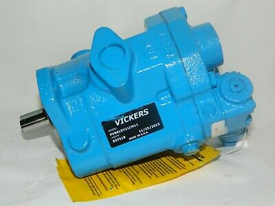 Vickers Pvb6-lsy-21-cm-11 Piston Pump 0.84 In3 Displacement 34 Shaft