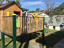 Almost brand new Bunnings cubby house Woy Woy Gosford Area Preview