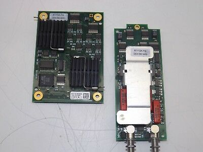 Hp Agilent Keysight 81112a 3.8v Output Module Set 330 Mhz Pulse Generator