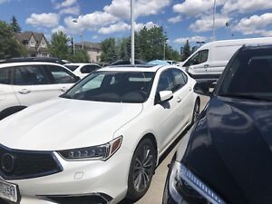 2018 Acura TLX AWD Tech V6 lease takeover