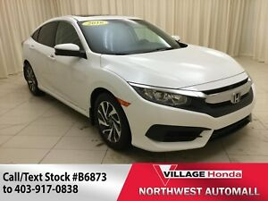 2016 Honda Civic EX | Sunroof | Remote Starter | Bluetooth |