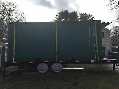 2017 - 20 Shipping Container Coffee Concession Trailer For Sale In Rhode Island