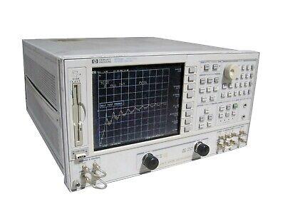 Agilent Keysight Hp 8753e Network Analyzer System 30khz-3ghzoptions 1d5 H14