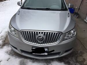 2011 Buick LaCrosse CXL $12,000 OBo