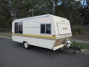1985 Windsor Windcheater 15' Pop Top - Safe Tow Reedy Creek Gold Coast South Preview