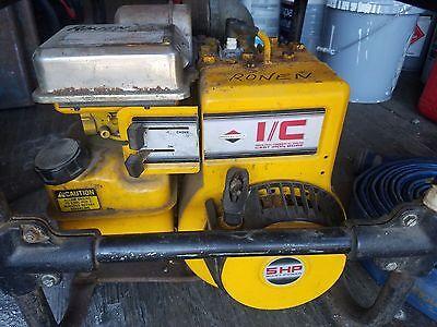 Teel Industrial Series 5 Hp Trash Dirty Water Gasoline Pump