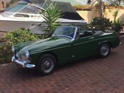 1966 M.G. Midget Convertible North Beach Stirling Area Preview