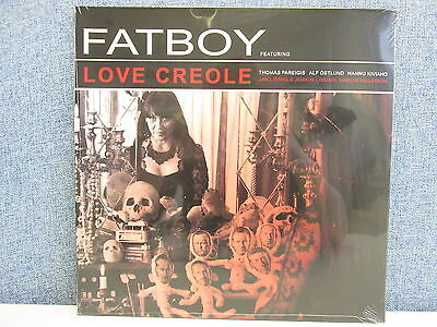 FATBOY- Love Creole LP (NEW 2012 Vinyl) Swedish Rockabilly, Country Rock